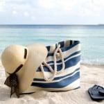 best beach bags, beach travel gear, beach vacation essentials, beach travel