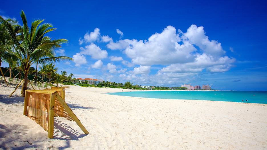 Cabbage Beach, Nassau beaches, best beaches of Nassau, the Bahamas, best beaches of the Bahamas