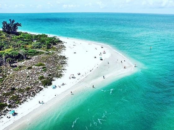 Delnor Wiggins P State Park Florida Best Beaches Of Naples