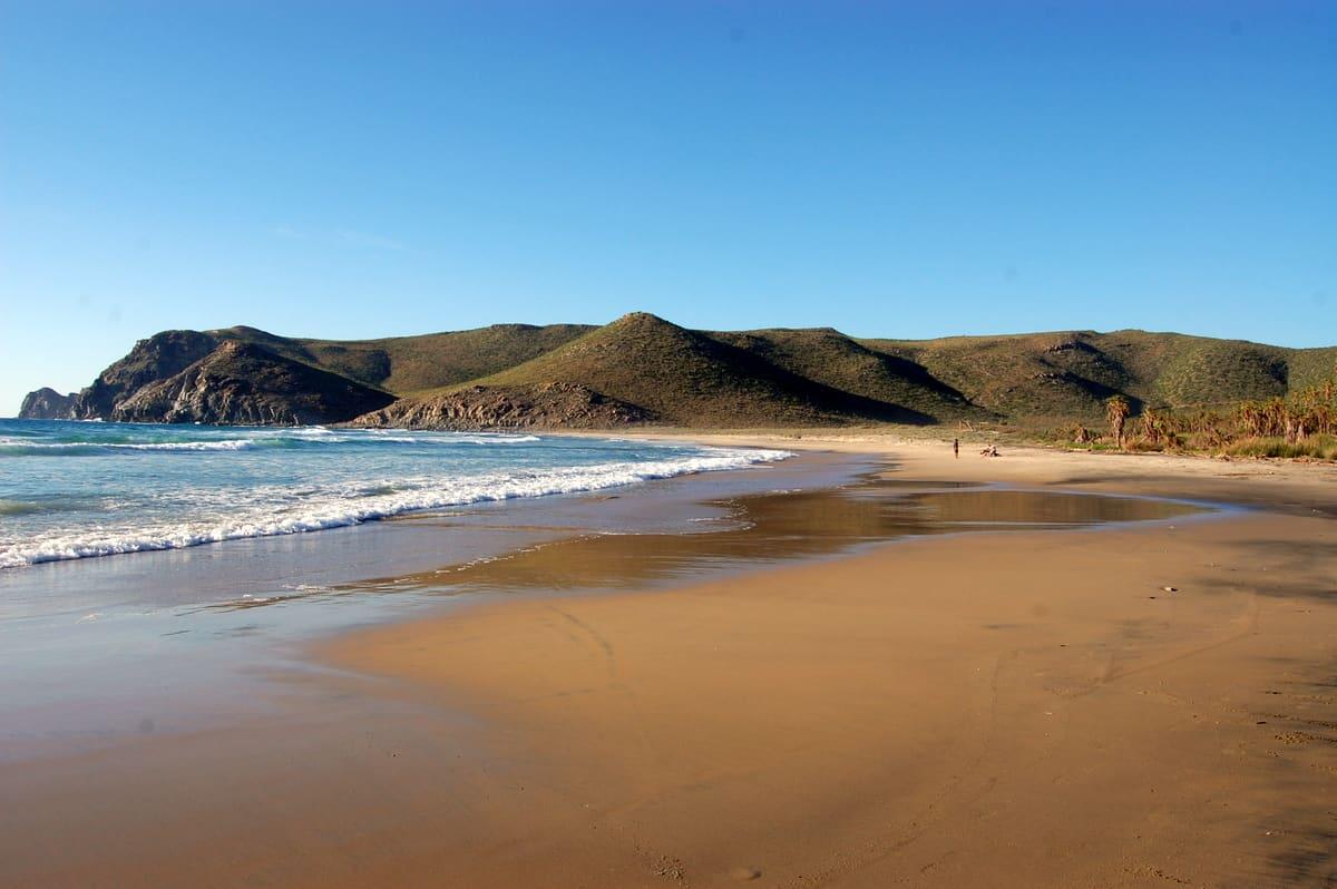 Playa Los Palmas, Baja California, Sea of Cortez Beaches, Todos Santos beaches, Todos Santos travel, Todos Santos vacations, best Mexico beaches