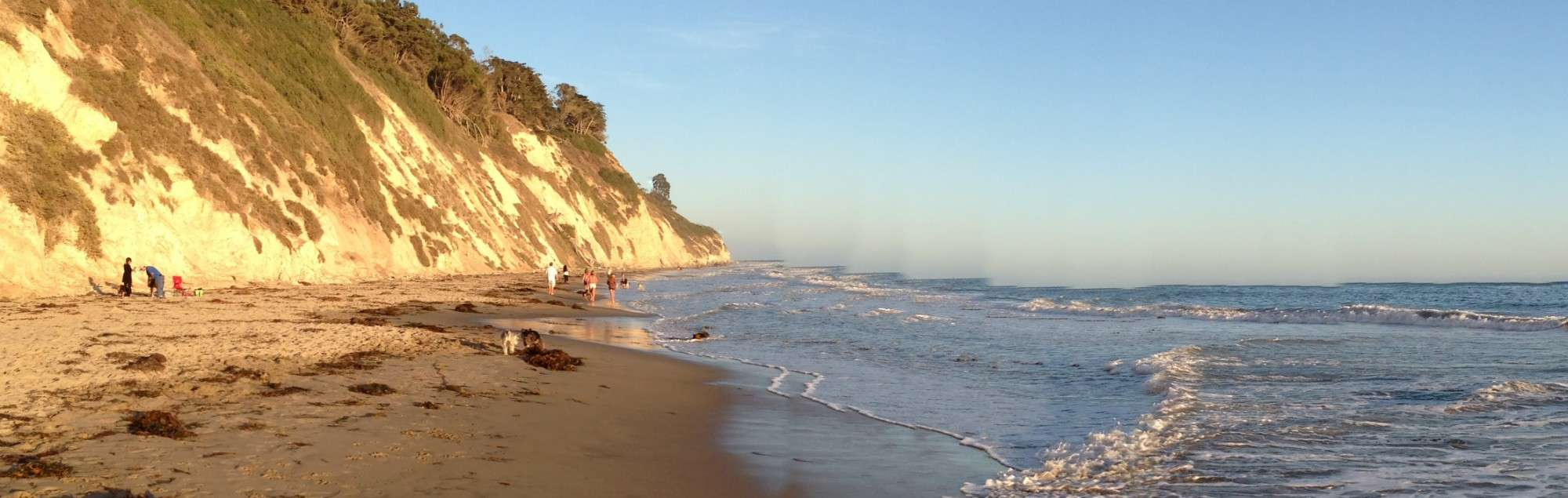 Arroyo Burro Beach, Best Central California beaches, Santa Barbara County beaches
