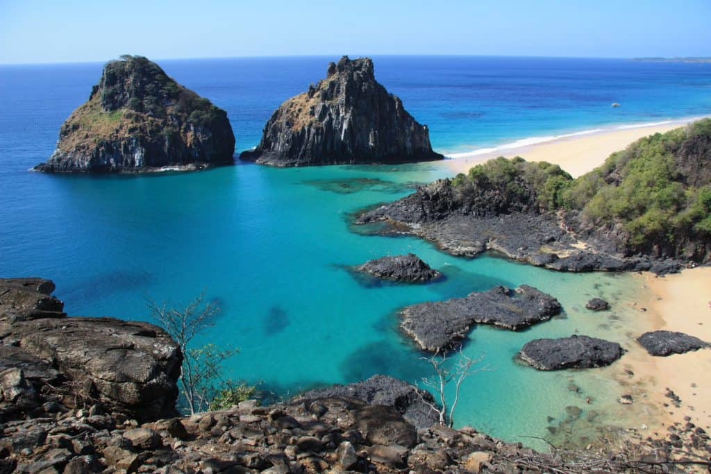 Baia do Sancho, Fernando de Noronha, Brazil, Top 20 Beaches, Best Beaches in the World