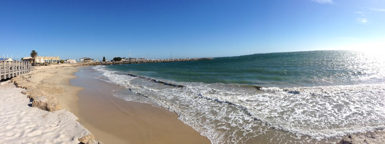 Bathers Beach, Perth Australia