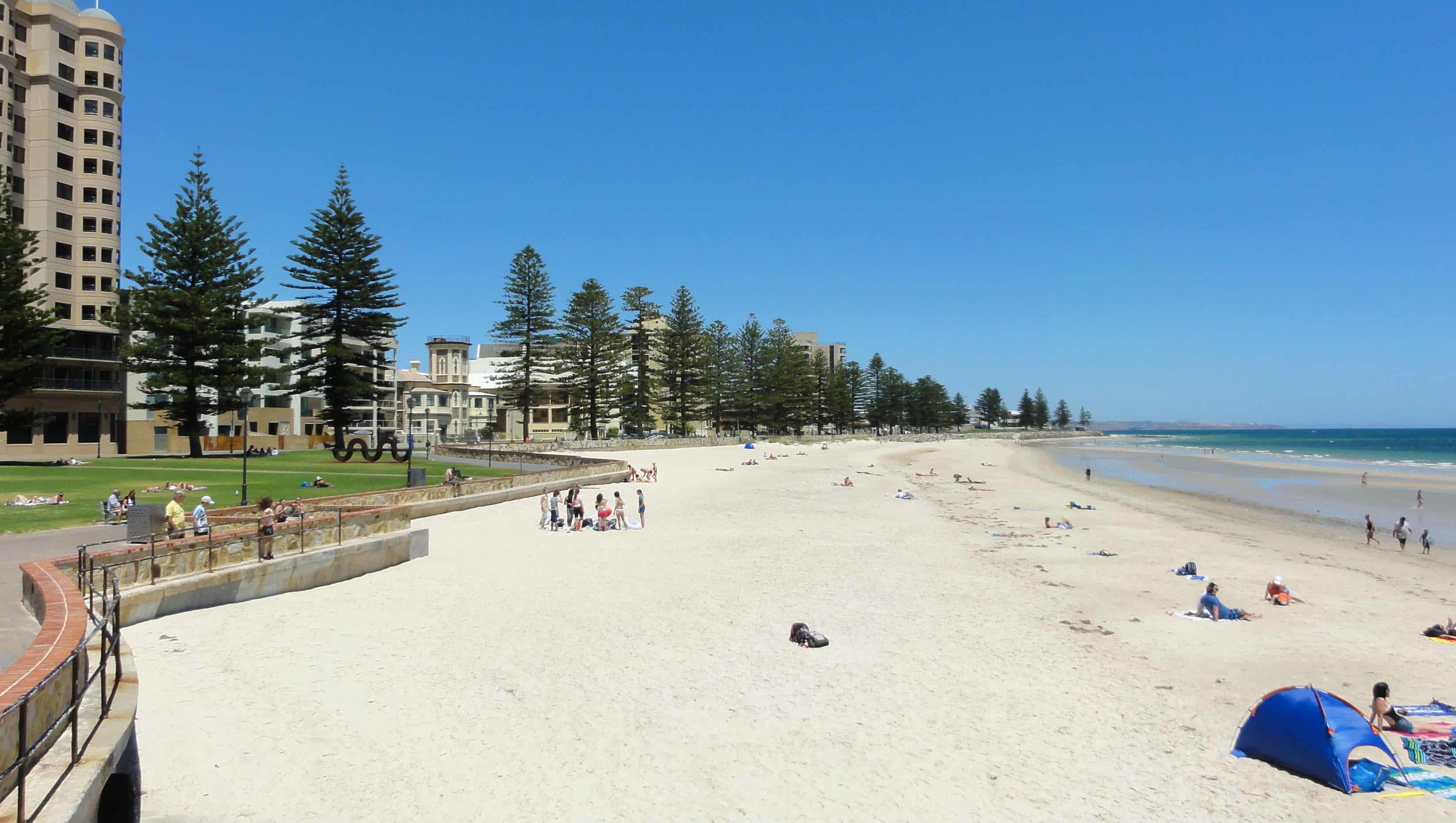 Boomer Beach, Adelaide Australia