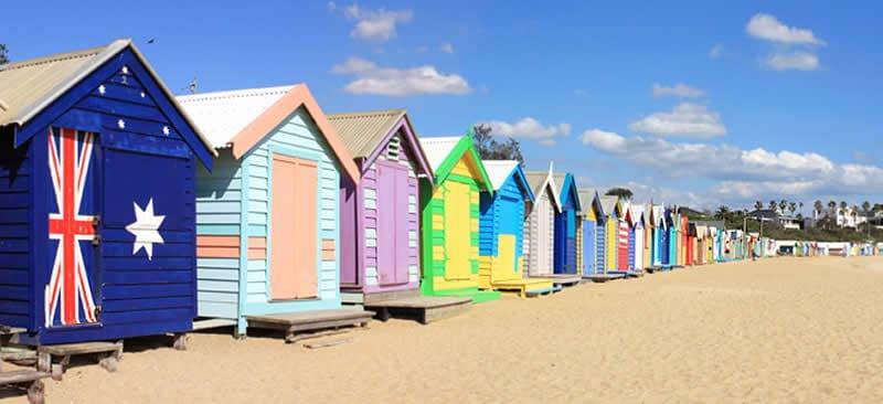 Brighton Beach, Adelaide Australia
