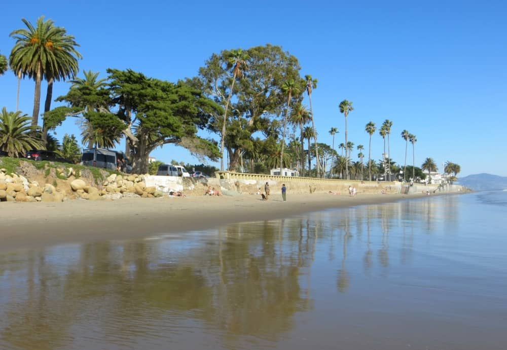 Butterfly Beach, Montecito, Best Central California beaches, Santa Barbara County beaches