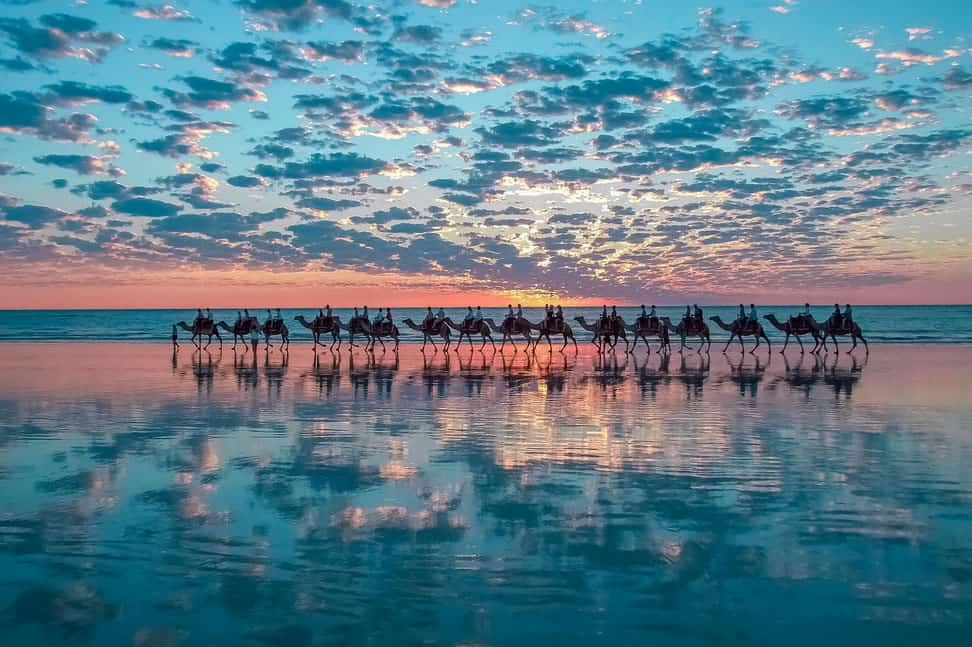 Cable Beach Camel Safari