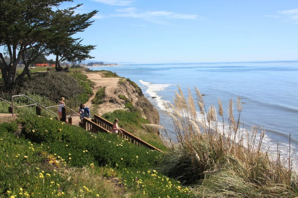 Camino Majorca Beach, Best Central California beaches, Santa Barbara County beaches