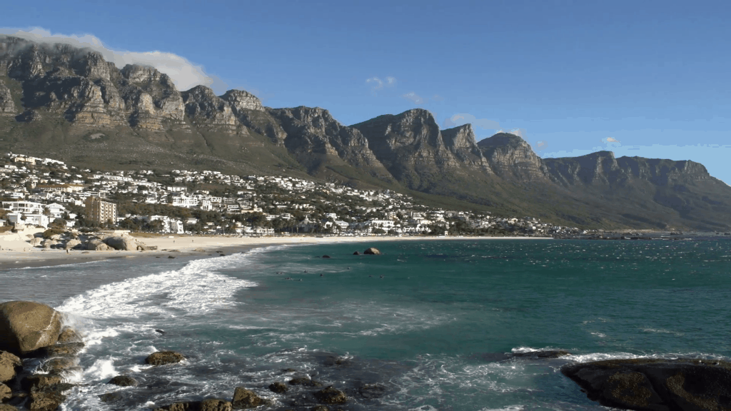 Camp's Bay Beach, Camps Bay, South Africa, Top 20 Beach Destinations, Best Beaches in the World