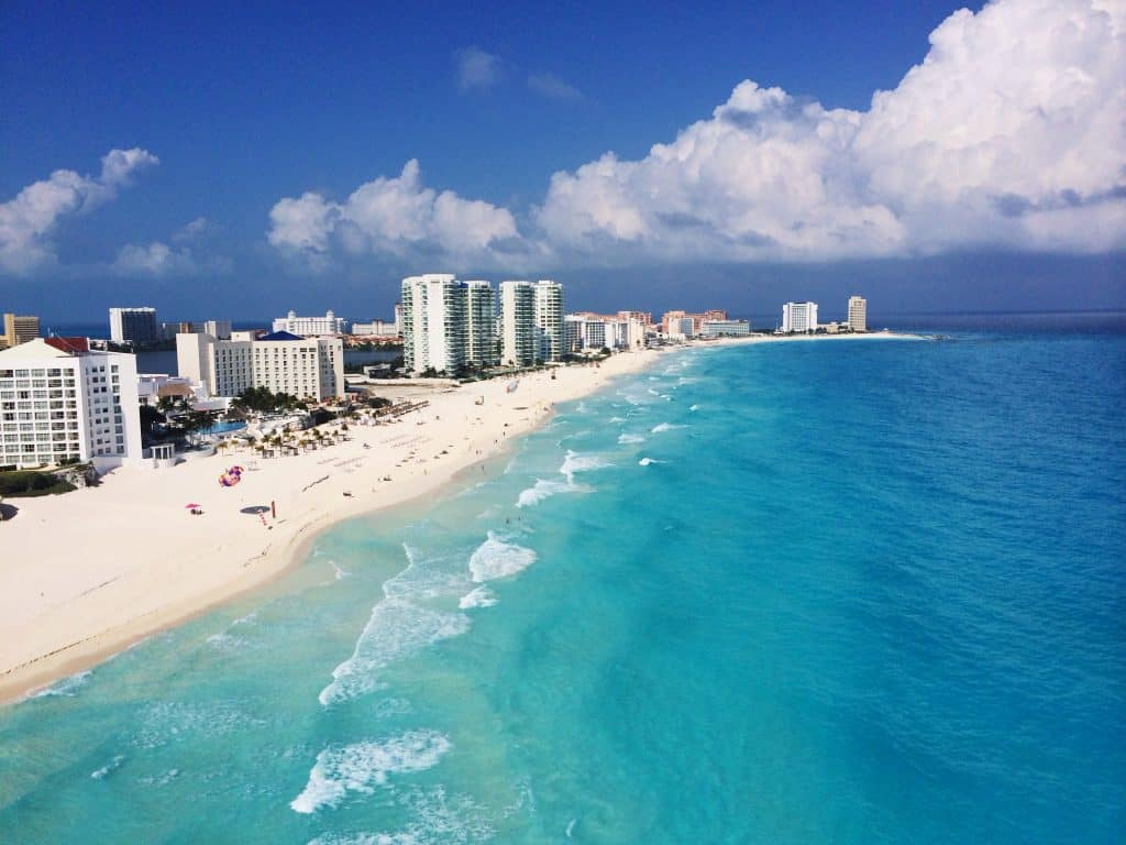 Cancun, Mexico, best beaches of Mexico, Mexico's best beaches, Mexico Beaches