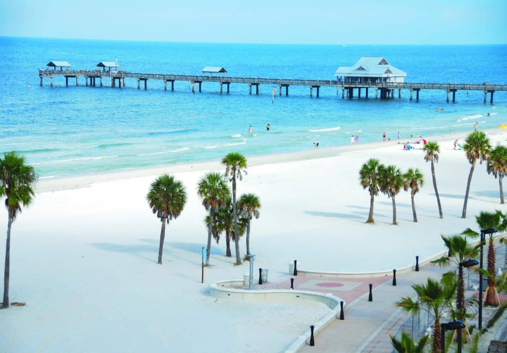 Clearwater Beach, Clearwater Florida, Top 20 Beach Destinations, Best Beaches in the World