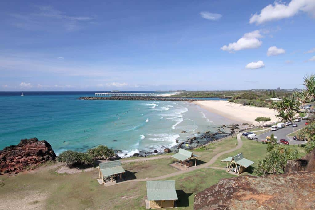 Duranbah Beach, Gold Coast Australia
