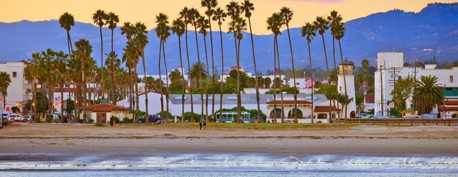 East Beach, Santa Barbara, Best Central California beaches, Santa Barbara County beaches