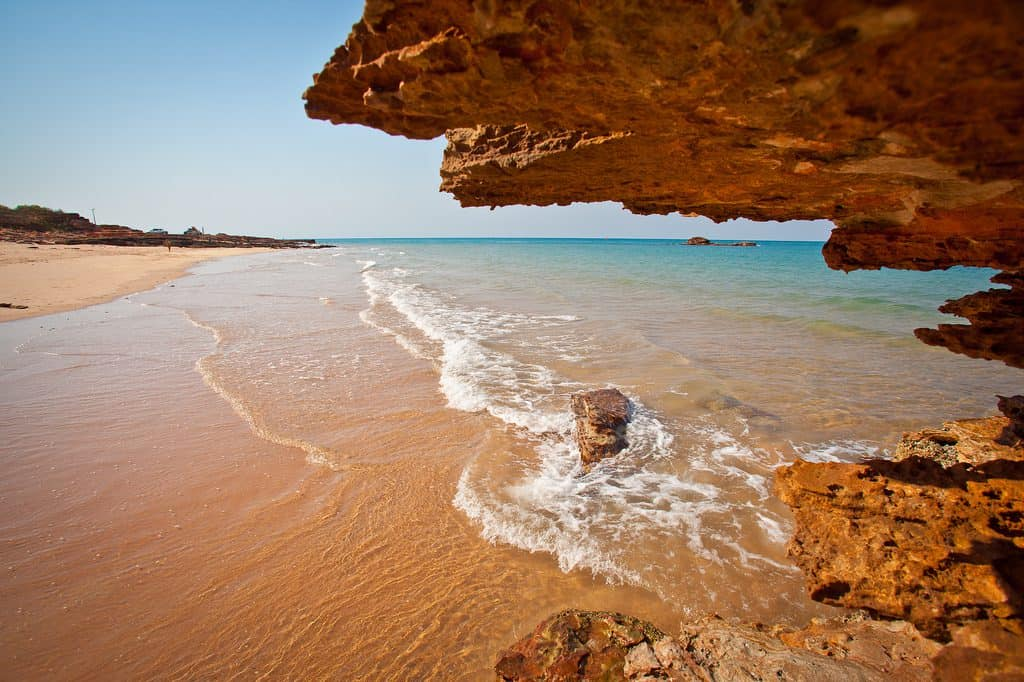 Entrance Point, Broome Australia