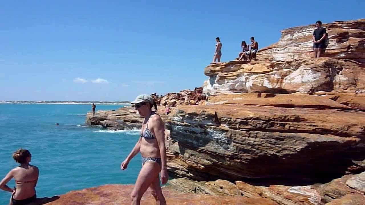 Gantheaume Point Beach, Broome Australia, best Broome Beaches, Broome Beaches, beach travel destinations