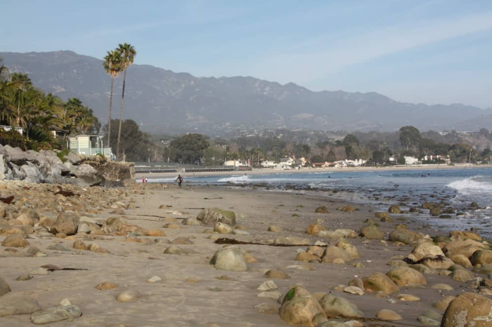 Hammonds Beach, Montecito, Best Central California beaches, Santa Barbara County beaches