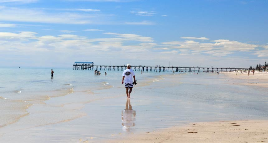 Henley Beach, Adelaide Australia