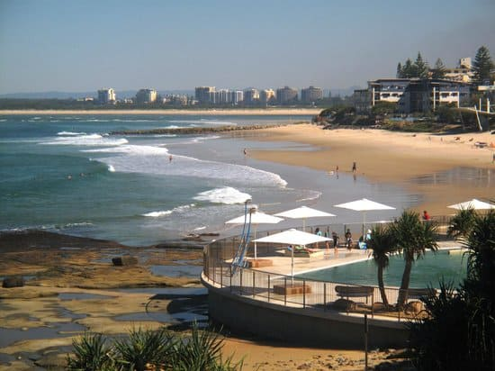 Kings Beach, Caloundra Australia