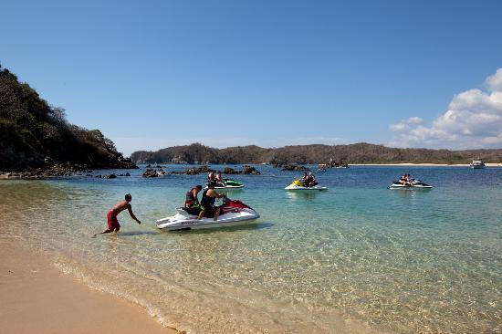 La India Beach, Huatulco, Mexican Riviera, Huatulco beaches, Mexican Riviera Beaches, best beaches of the Mexican Riviera