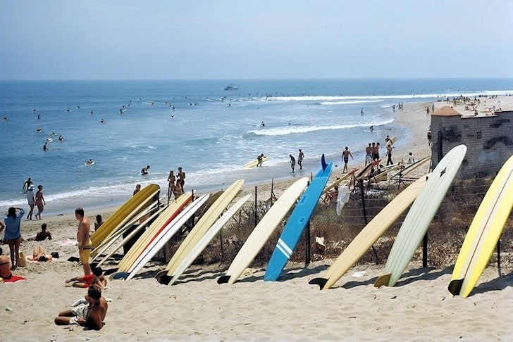 Best surfing in california beach travel destinations for Vacation beaches in california