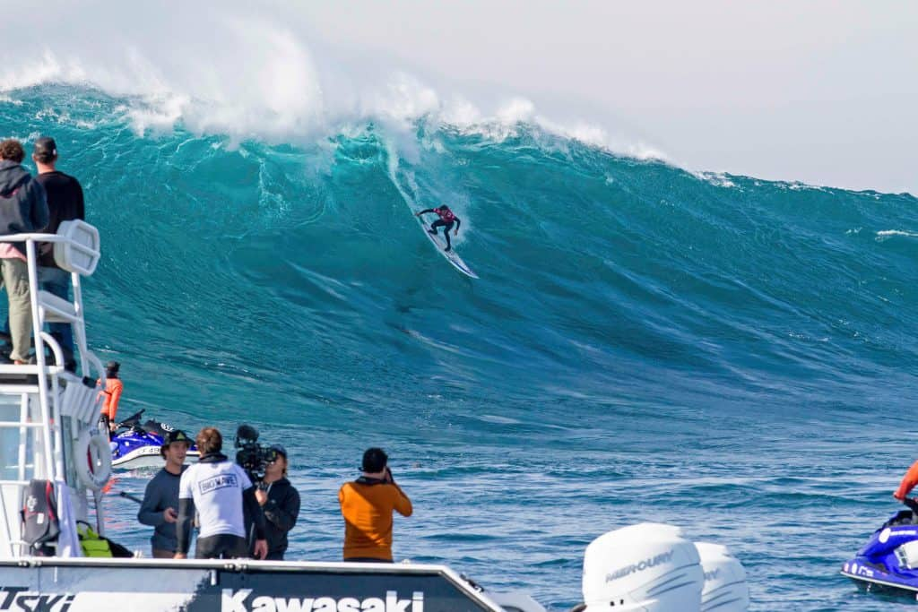 Mavericks (Titans of Mavericks competition)