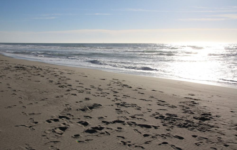 Minuteman Beach, Lompoc, Best Central California beaches, Santa Barbara County beaches