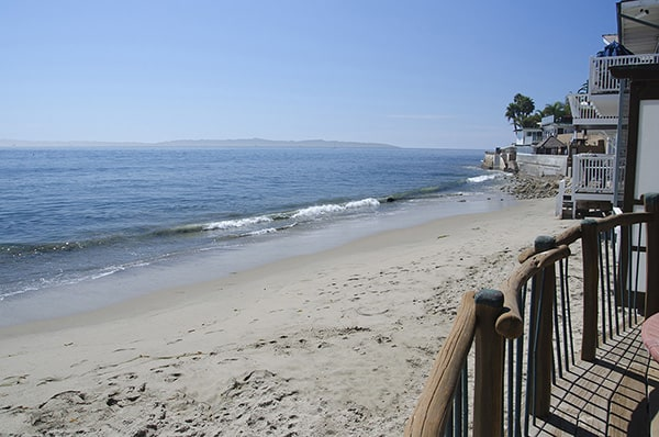Miramar Beach, Montecito, Best Central California beaches, Santa Barbara County beaches