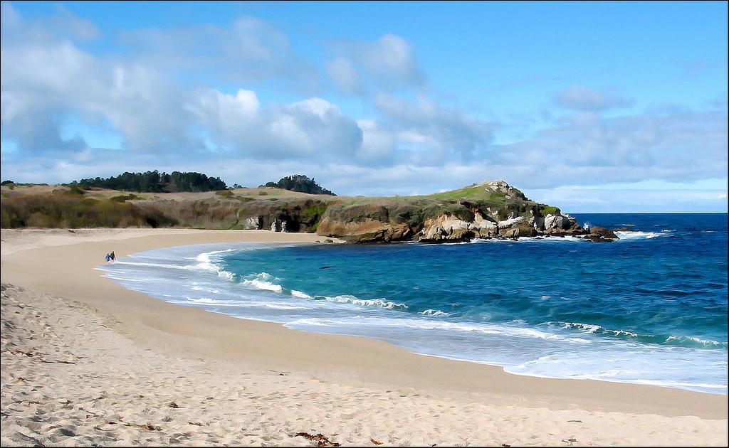 Monastery Beach, Carmel