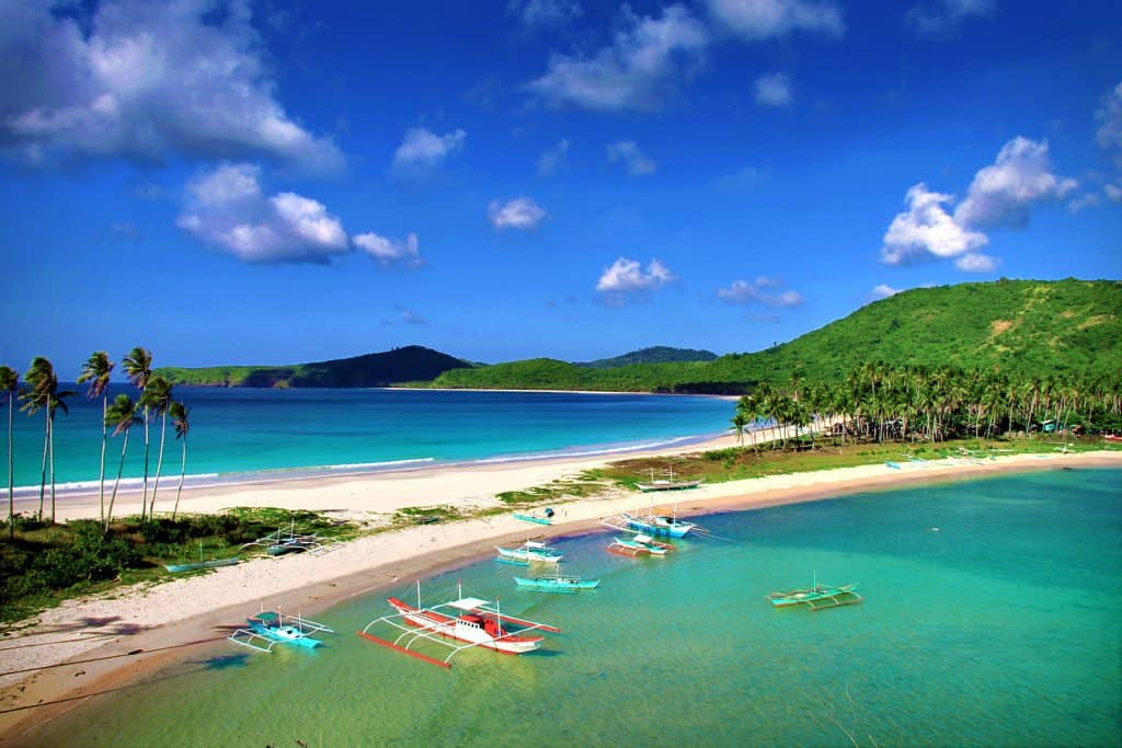 Nacpan Beach, El Nido, Phillipines, Top 20 Beach Destinations, Best Beaches in the World