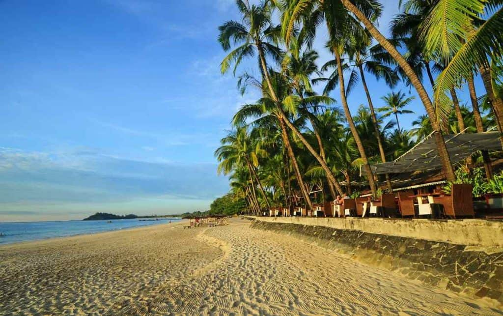 Ngapali Beach, Ngapali, Myanmar, Top 20 Beach Destinations, Best Beaches in the World