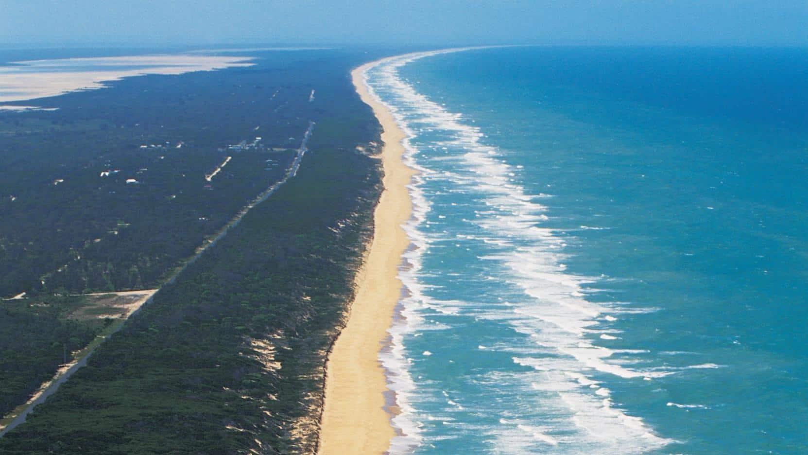 Ninety Mile Beach, Melbourne Australia