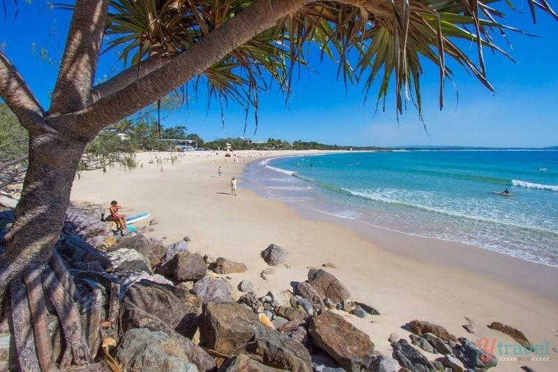 Noosa Main Beach, Noosa Australia