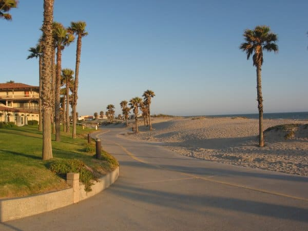 Oxnard Beach, Oxnard, Best Central California beaches, Ventura County beaches