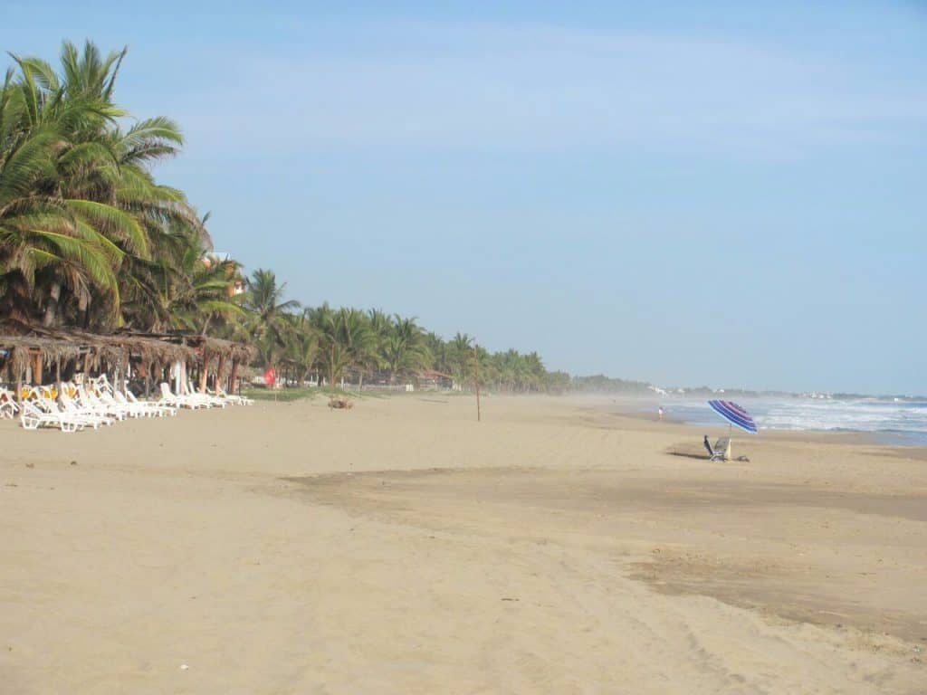 Playa Larga, Ixtapa, Mexican Riviera, Ixtapa beaches, Mexican Riviera Beaches, best beaches of the Mexican Riviera
