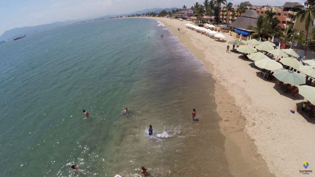 Playa Las Brisas, Manzanillo, Mexican Riviera, Manzanillo beaches, Mexican Riviera Beaches, best beaches of the Mexican Riviera