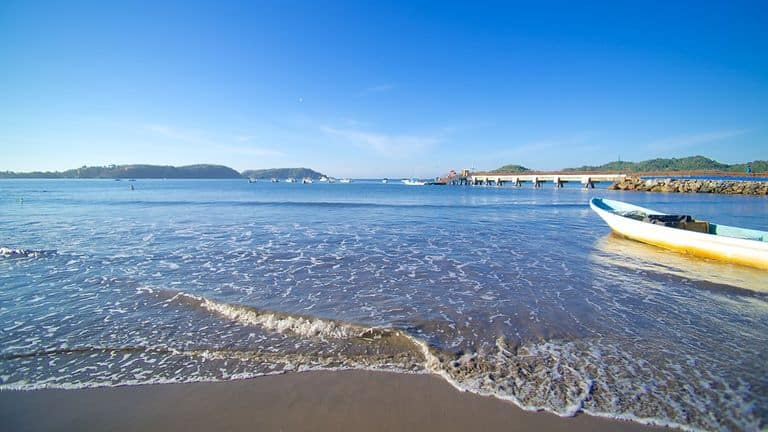 Playa Linda, Ixtapa, Mexican Riviera, Ixtapa beaches, Mexican Riviera Beaches, best beaches of the Mexican Riviera