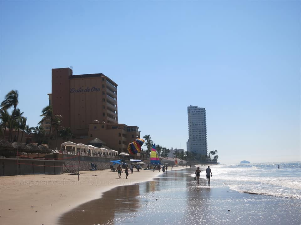 Playa Sabalo, Mazatlan, Mexican Riviera, Mazatlan beaches, Mexican Riviera Beaches, best beaches of the Mexican Riviera