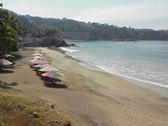 Santiago Beach, Manzanillo, Mexican Riviera, Manzanillo beaches, Mexican Riviera Beaches, best beaches of the Mexican Riviera