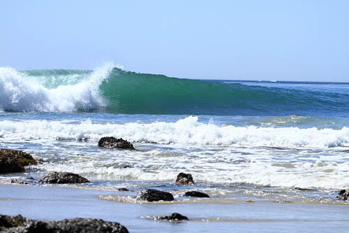 Salt Creek Beach wave