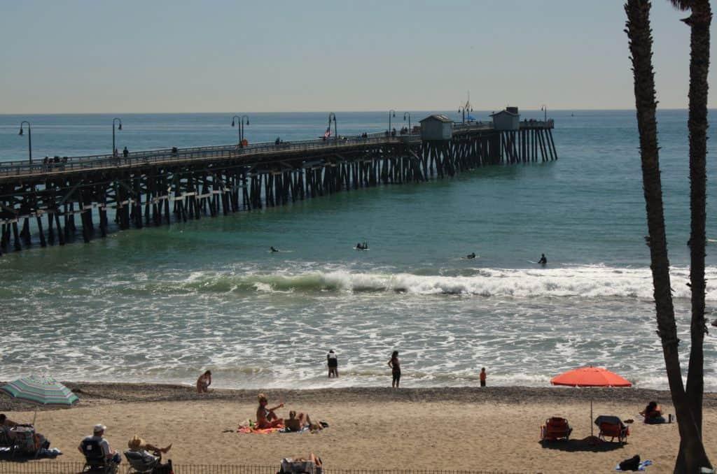 San Clemente Pier City Beach