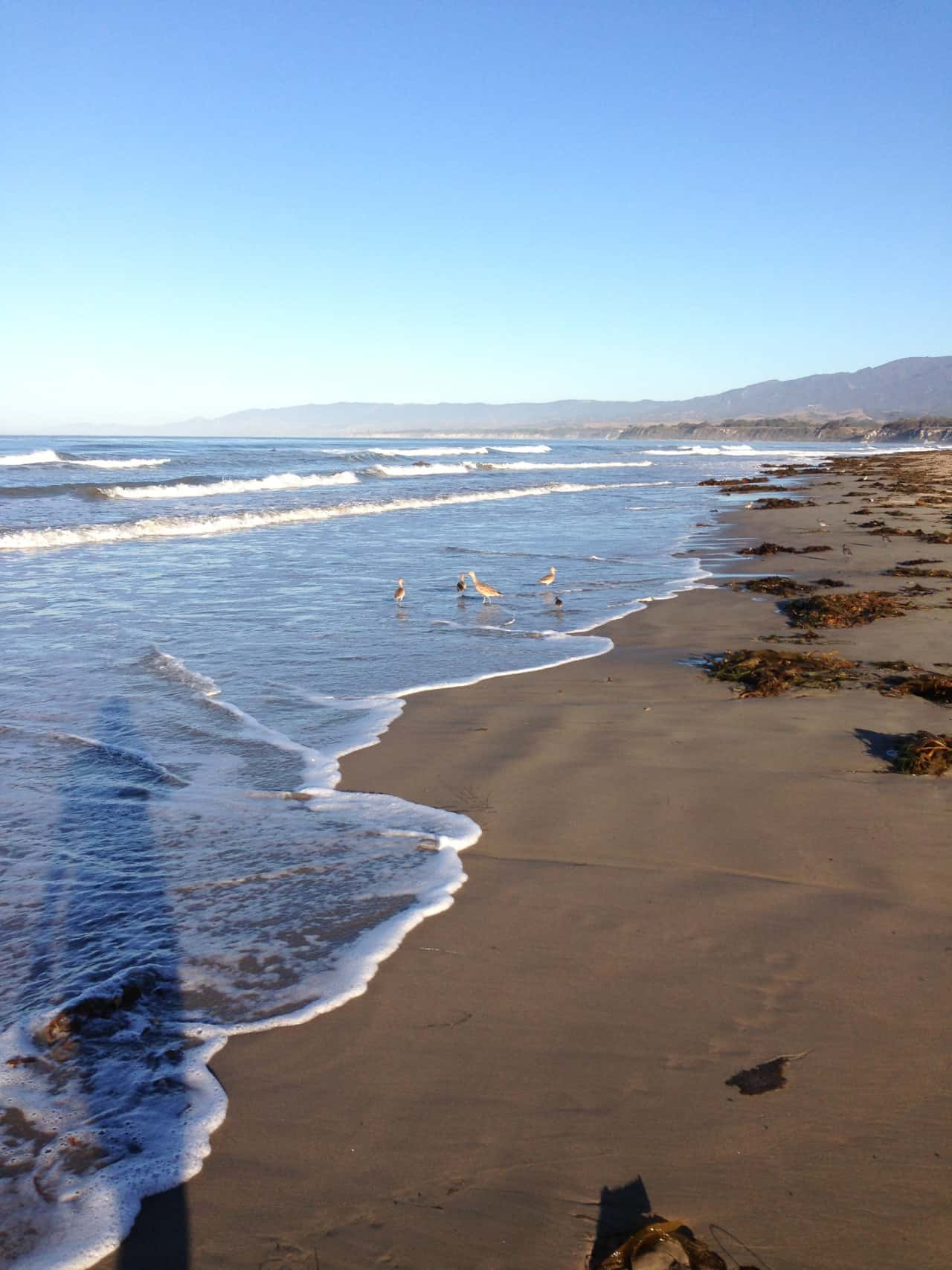 Sands Beach, Isla Vista, Best Central California beaches, Santa Barbara County beaches