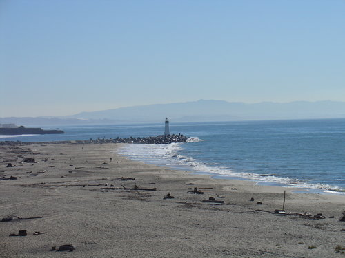Seabright Beach, Santa Cruz