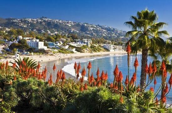 California beaches beach travel destinations for California beach vacation spots