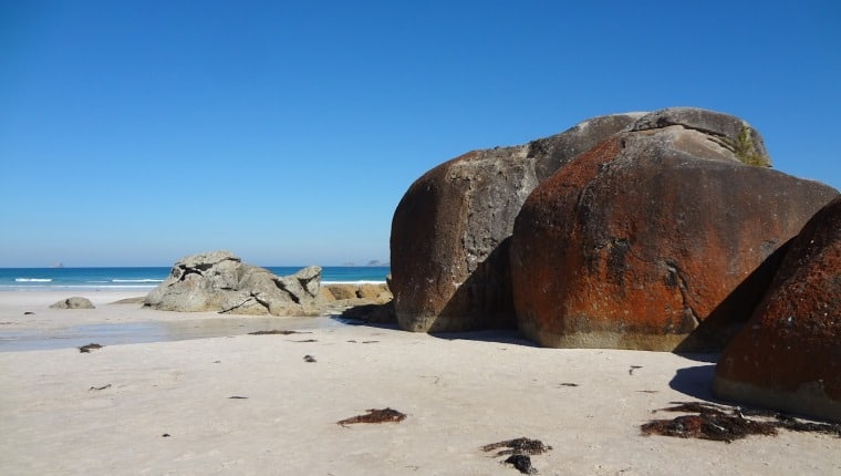 Squeaky Beach, Melbourne Australia