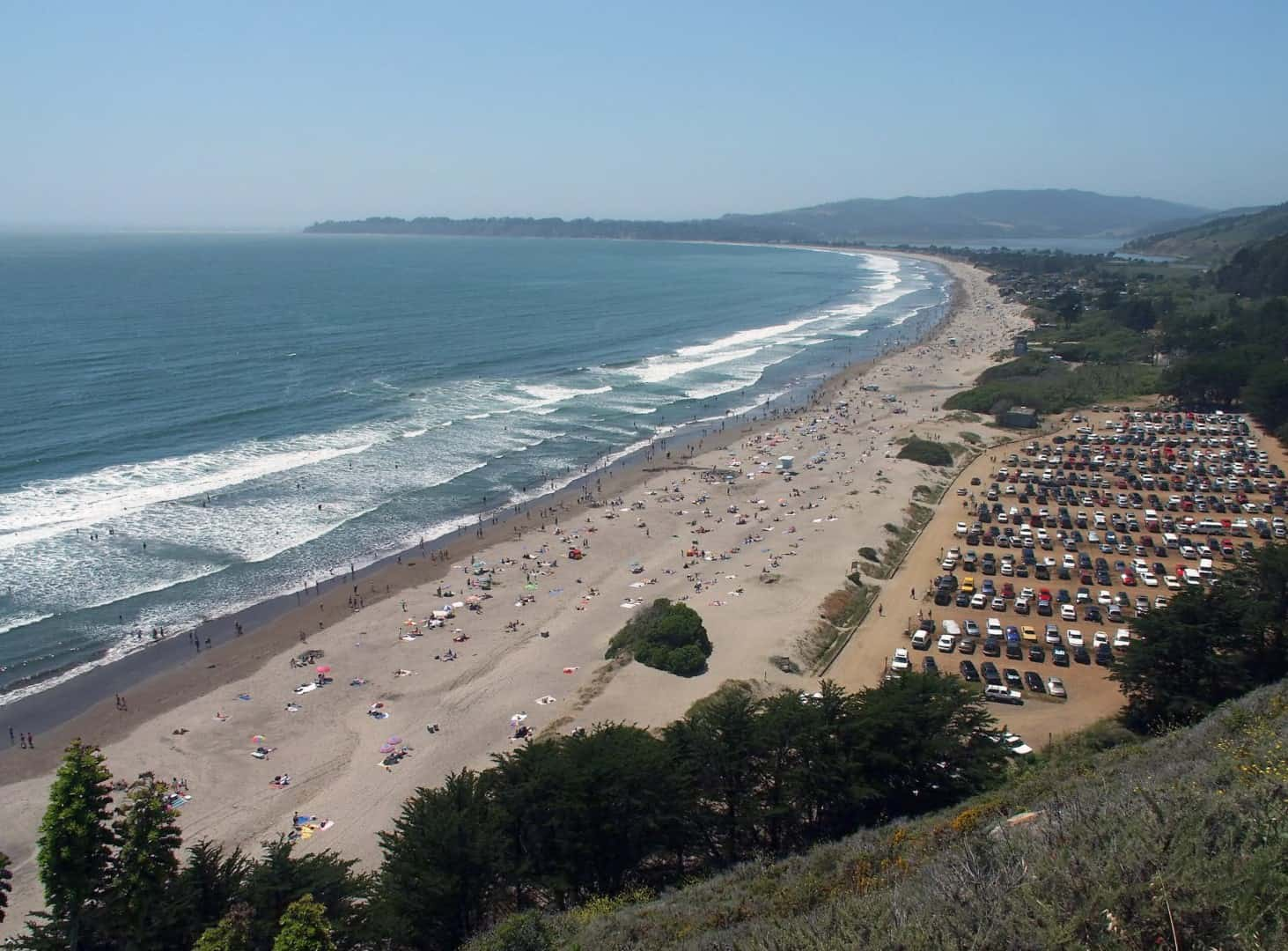 Restaurants Near Stinson Beach