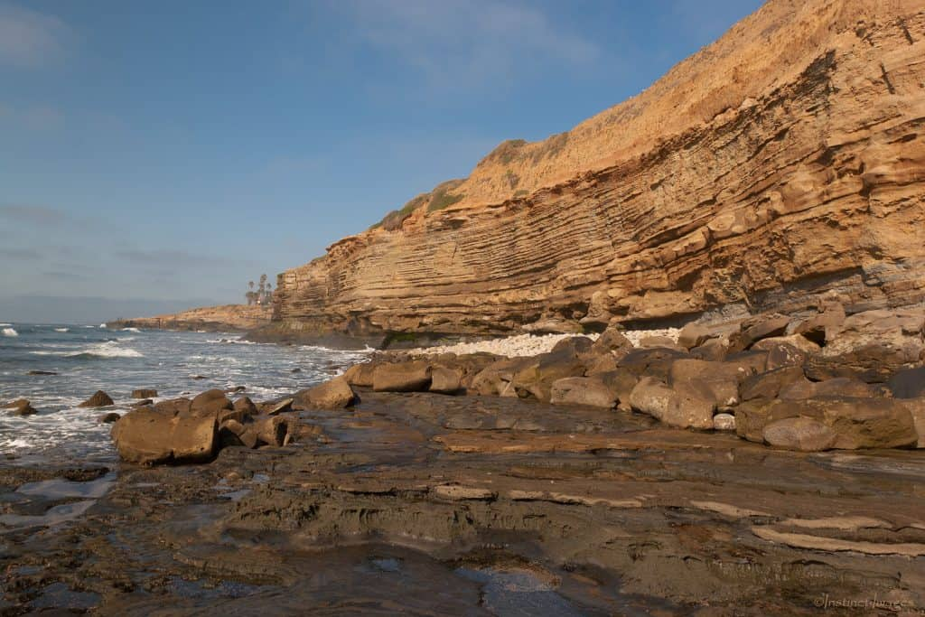Sunset Cliffs Natural Park - Garbage Beach