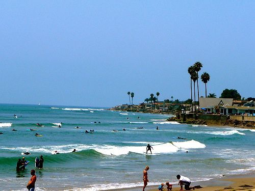 Surfers Point Beach, Best Central California beaches, Ventura County beaches