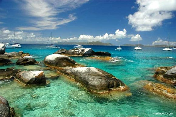 The Baths, Virgin Gorda, British Virgin Islands, Top 20 Beach Destinations, Best Beaches in the World
