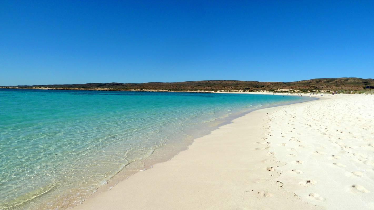 Turquoise Bay Exmouth , Exmouth, Australia