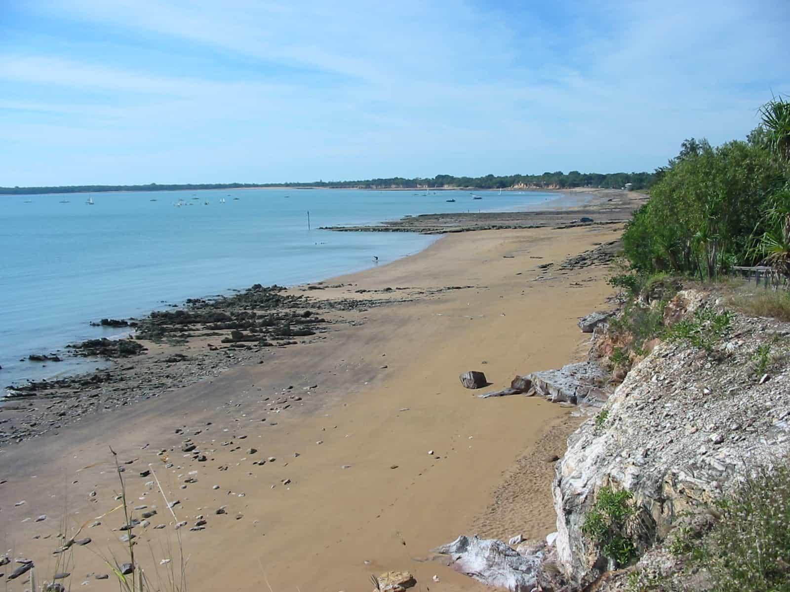 Vesteys Beach, Darwin Australia